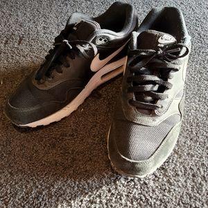 Black Nike Air Men's Shoes